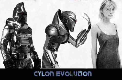 Cylon-evolution