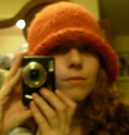 Prefelted_chapeau_with_eyes_for_charity_